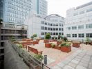 Office space Central London Outdoor Area