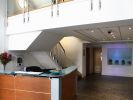 Office space to rent London exterior Reception