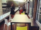 Office space rental London  Outdoor Area