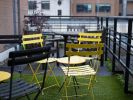 Flexible office space London Outdoor Area