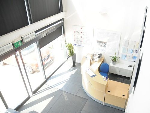 West Road Office images