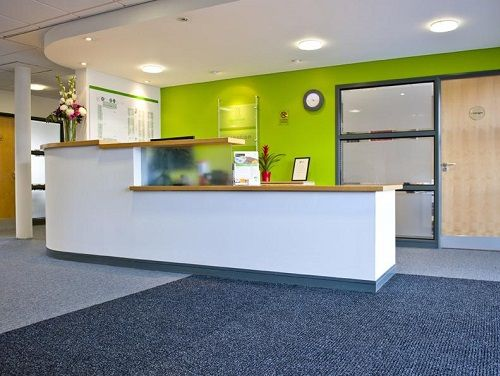 Aviation Business Park Office images