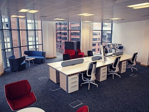 Waterloo Square Office images