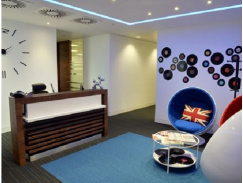 Blue Media City Office images
