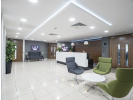 Office rental in London Reception