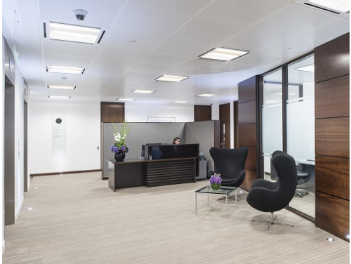 Gracechurch Street Office images