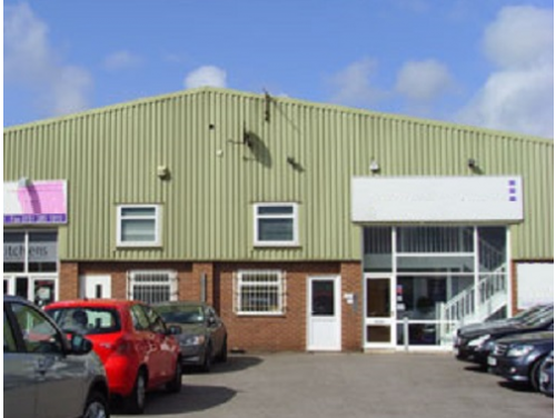 Sefton Lane Industrial Estate Office images