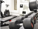 Serviced offices in London Gym