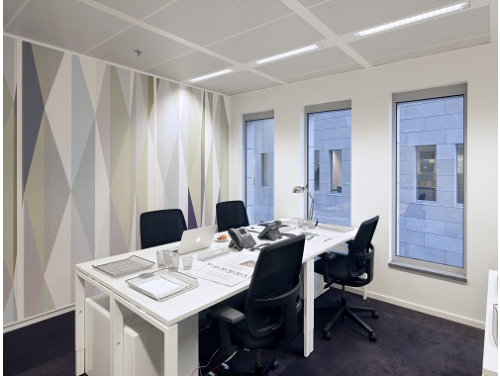 Gaston Crommenlaan Office images