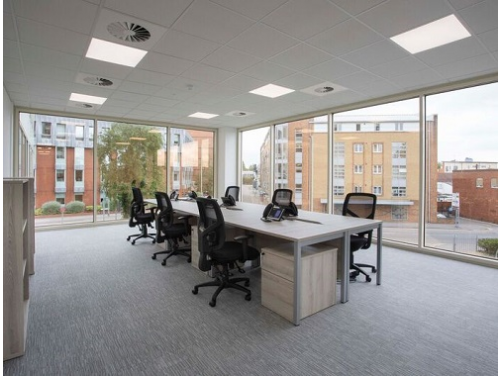 Newbridge Square Office images
