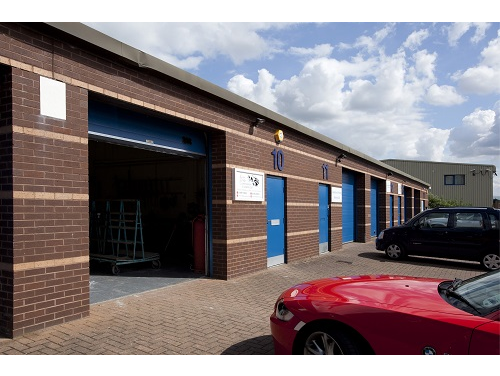 Warterloo Industrial Estate Office images