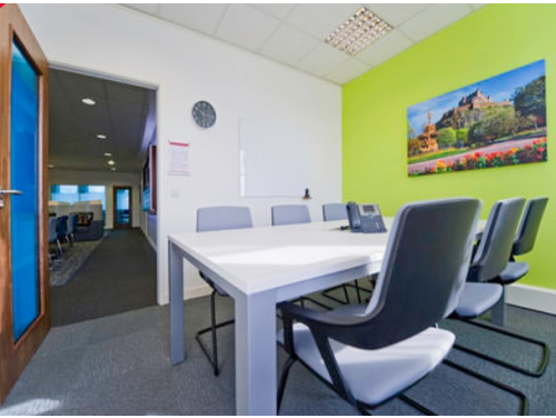 Fort Kinnaird Park Office images