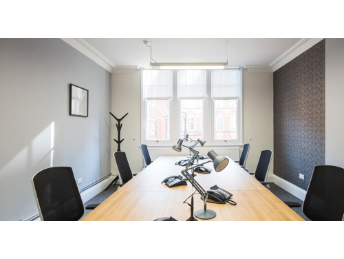 Newhall Street Office images