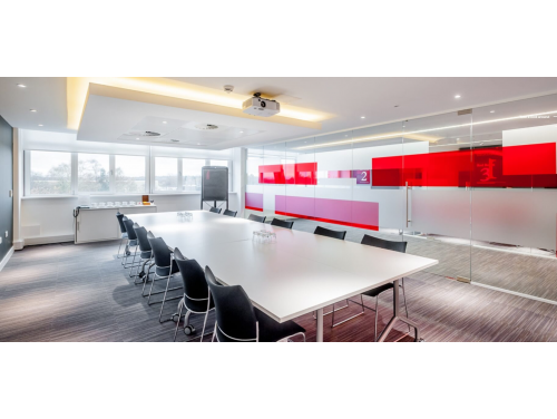 Bruntwood - Station House, Meeting Room