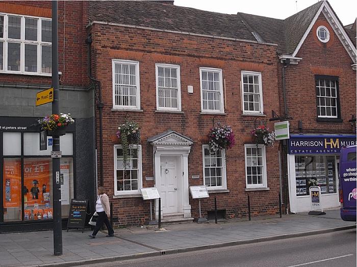 St Peter's Street