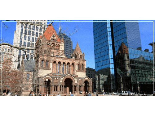 Boston - Back Bay  Office Space Industrious