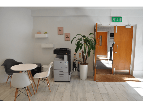 Gloucester Avenue Office images
