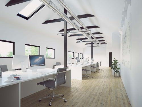 Scawfell Street Office images