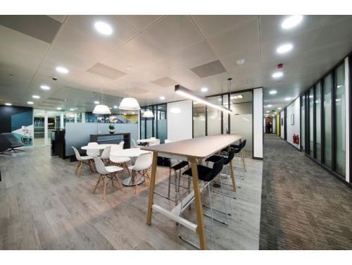 London Paddington Shared Workspace