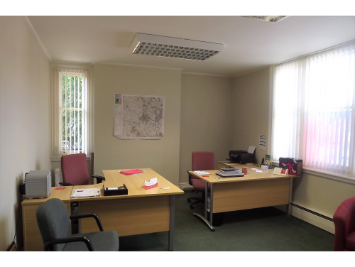 Ashbourne Road Office images