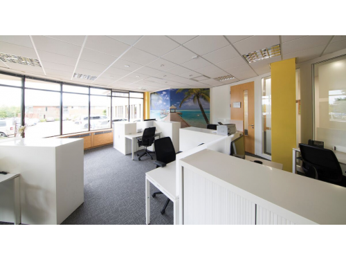Chineham Business Park Office images