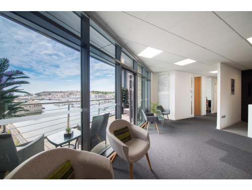 North East Quay Sutton Harbour Office images
