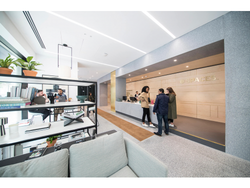 New Cavendish Street Office images