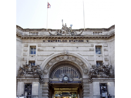 Waterloo Station Exterior