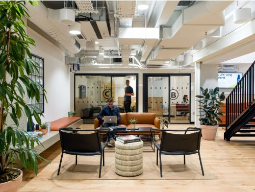 Finsbury Pavement Office images