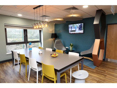 Turnberry Park breakout space