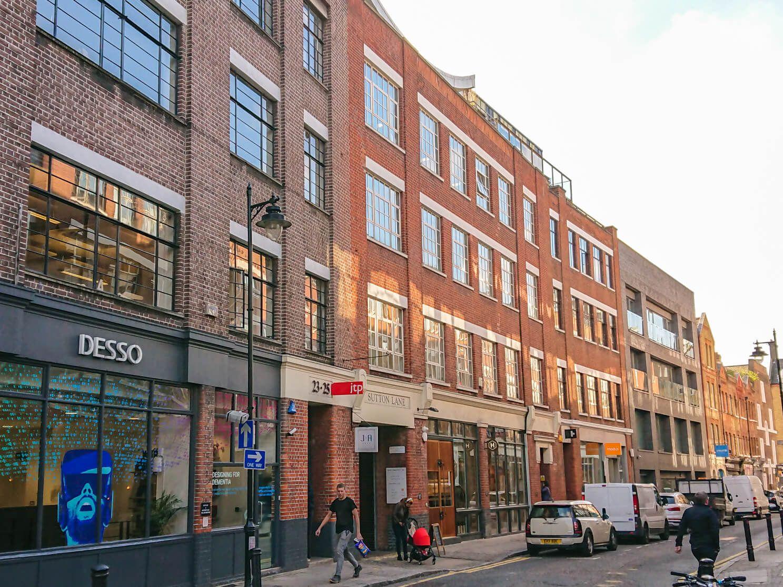 Great Sutton Street