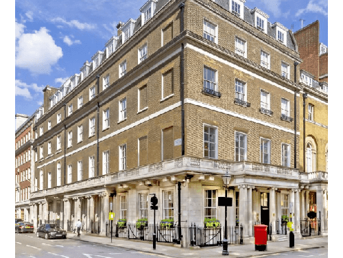St James's Square Office images