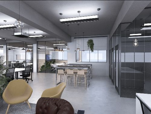 Shoreditch Coworking Space – Techspace