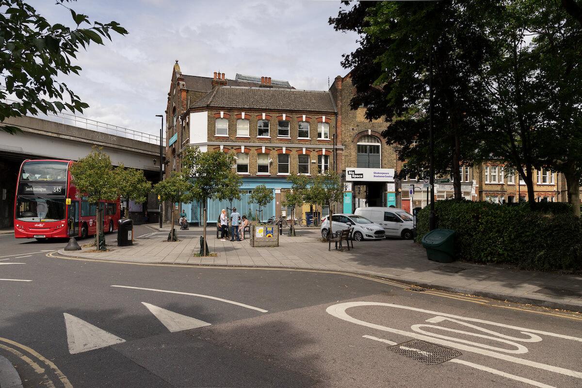 Coldharbour Lane