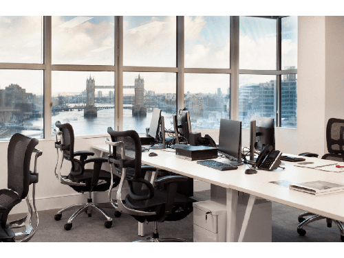Lower Thames Street Office images
